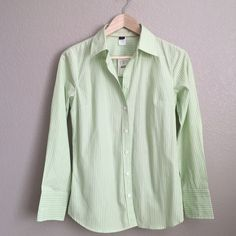 J. Crew button down NWT. Slim fit style, never worn.    RefH0503 J. Crew Tops Button Down Shirts