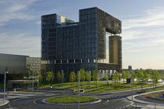 Gallery of Q1, ThyssenKrupp Quarter Essen / JSWD Architekten + Chaix & Morel et Associés - 7