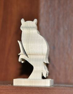 3D Owl & Eagle - Scroll Saw Woodworking & Crafts Photo Gallery