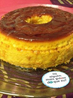 Is this the tastiest pudding in the world? Is this the tastiest pudding in the world? Other Recipes, Sweet Recipes, Cake Recipes, Dessert Recipes, Portuguese Desserts, Portuguese Recipes, Yummy Snacks, Delicious Desserts, Bon Dessert