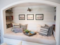 Cozy little alcove