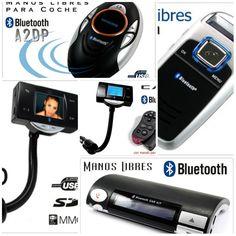 ¡¡Buenos días amig@s!! #FelizSabado!! Hoy queremos recomendaros que echéis un vistazo a nuestra sección de Manos Libres Bluetooth universales para coche. Válidos para cualquier modelo, funcionan por Bluetooth con cualquier teléfono móvil. Hazte con el tuyo en tan sólo 24 horas y al mejor precio haciendo click aquí