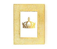 Gold Foil Art Print Foil Art Print Nursery by TheDigitalStudio, $8.00