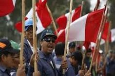 Madencilik Sektöründeki Protestolar Peru'ya Sıçradı - http://eborsahaber.com/gundem/madencilik-sektorundeki-protestolar-peruya-sicradi/