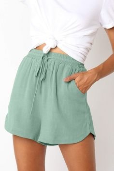 Womens New 12-26 New Black White Polka Culottes Light Weight Sheer Shorts Hot