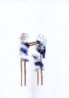 Espejo - Entretiempo / Mariela Nussembaum 2013