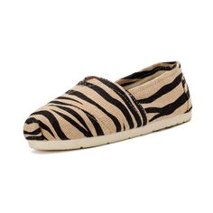 2014 New Arrival Toms Shoes Black Stripe--love these