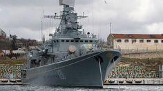 Ukraine Navy flagship takes Russia's side – report - http://alternateviewpoint.net/2014/03/02/top-news/ukraine-navy-flagship-takes-russias-side-report/