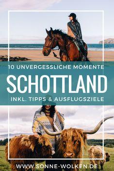 10 unvergessliche Momente, die du (nur) in Schottland erleben kannst