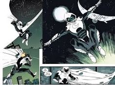 Image result for black panther moon knight cover