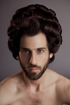 """""""What a Piece of Work is Man"""": Reflection on Masculinity and Gender Perceptions (Men With """"Lady"""" Hair) 