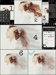 How to use the dispersion tool on PicsArt