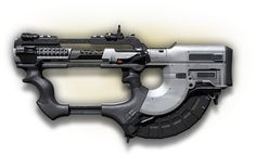 CoD Ghosts The Ripper SMG AR Hybrid