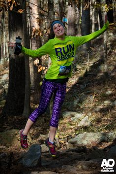 Each year the weeks leading up to Race the Base 4 mile trail run Pinnacle Mountain AR