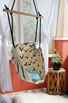Craft Project Ideas: DIY Hammock Chair