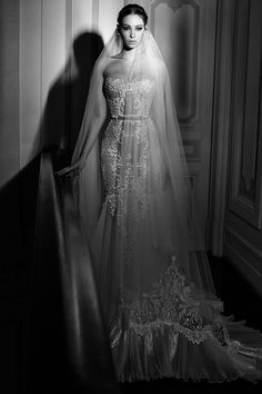 Elihav Sasson 2016 Bridal Collection // www.onefabday.com