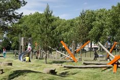 Drapers Field (Waltham Forest, London) : Leyton Open Spaces « Kinnear Landscape Architects