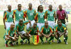 seleção senegalesa copa 2002