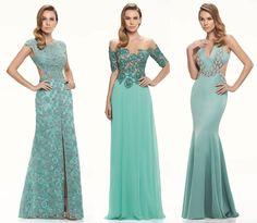 Madrinhas de casamento: 16 vestidos de festa para quem quer divar!