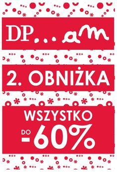 W sklepach DPAM ruszył drugi etap wyprzedaży! Teraz do już istniejących rabatów dodajemy dodatkowe -10%, zapraszamy!