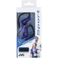 JVC Blue Ear-hook Headsets for sale online Bluetooth In Ear Headphones, Headphone With Mic, Remote, Sports, Ebay, Hs Sports, Sport, Pilot