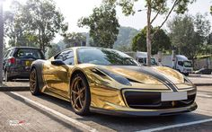 Gold 458