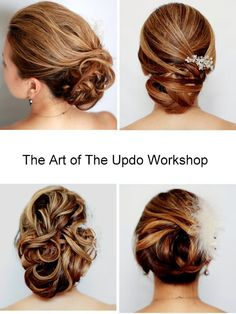 Hair & Makeup | PMA Beauty Workshops | Do Yourself Up! | pmastyle.com