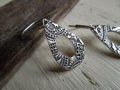 ARTisan Made Inner Soul Earrings  PMC  Reclaimed by ARTandElements, $59.00
