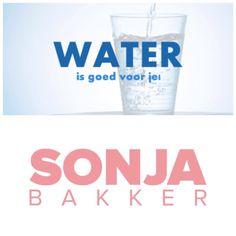 aanbevolen hoeveelheid water per dag
