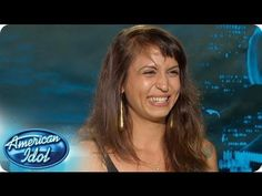"""Singer/Songwriter Shira Gavrielov grew up in a """"musical household"""". Find out if this was enough for her to advance to Hollywood. #idol #idolauditions #idolNewYork"""