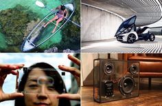 nice 10 most unusual transparent devices and vehicles