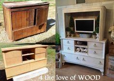 4 the love of wood: HOW TO MAKE ROADSIDE FURNITURE FABULOUS