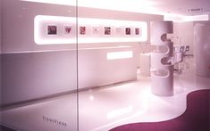 We are a global and creative design studio in Geneva, Tokyo and Beijing. Japan Interior, Rolling Chair, Interior Architecture, Interior Design, Shop Windows, Nail Polishes, Store Fronts, Tokyo Japan, Display Shelves