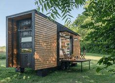 Alpha building a tiny house cost
