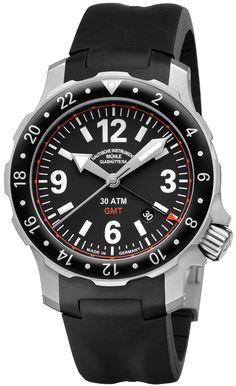 Muhle Glashutte Watch Marinus GMT