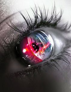 Here are 25 Beautiful Eyes Photo Manipulation Arts On deviantART from extremely talented Photoshop artists. Green eye by sa-cool Pretty Eyes, Cool Eyes, Beautiful Eyes, Amazing Eyes, Eyes Without A Face, Look Into My Eyes, Photo Oeil, Realistic Eye Drawing, Eyes Artwork