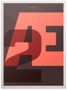 Design Work Life » Playtype: I Love Typography Poster Collection
