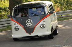 VW Bulli T1 Race-Taxi