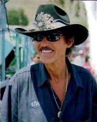 The King: Richard Petty. Saw him at Dayton on 07/07/07