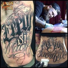 Big Meas - Distinction Tattoo, USA will be attending the 11th London Tattoo Convention, 25/26/27 September 2015 Tobacco Dock Ph. Nikki Forte