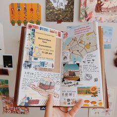 Stamp 365 ™ stamp sets amy tangerine wood stamps rotary stamp seven paper g Bullet Journal, Journaling, Travel Sketchbook, Travel Log, Travel Planner, Monthly Planner, Travel Scrapbook, Journal Inspiration, Journal Ideas