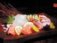 Crystal Fish Sushi, Monterey.