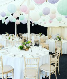 Pastel perfection with this beautiful styling we created at Middleton Lodge