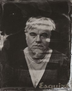Philip Seymour Hoffman by Victoria Will