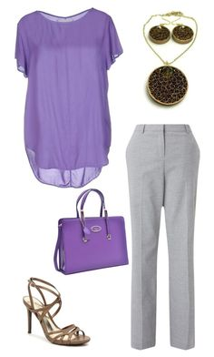 """""""Calm at the office"""" by herpaperparadise on Polyvore featuring Brand Unique, John Lewis and Dasein"""