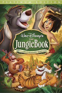 The Jungle Book is a 1967 film by Walt Disney animation studios. Disney Films, Disney Movies By Year, Disney Cinema, Kid Movies, Family Movies, Cartoon Movies, Great Movies, Disney Pixar, Movies And Tv Shows