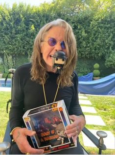 Diary Of A Madman, Prince Of Darkness, Ozzy Osbourne, Black Sabbath, Freddie Mercury, Celebrities, Rock, Metal, Music