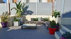 Un toit-terrasse dans le sud, par Slowgarden (la photo, 2)