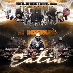 """50djs50states.com Presents """"Eatin"""" I love Talent, Check these Artist out. For slots Text #Join to 2166597542"""