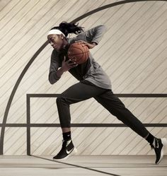 Nike's Women's Basketball Collection, The First Actually Designed by Women. // Explore the collection: (http://www.racked.com/2015/10/1/9433755/nike-womens-basketball-apparel#4843832)